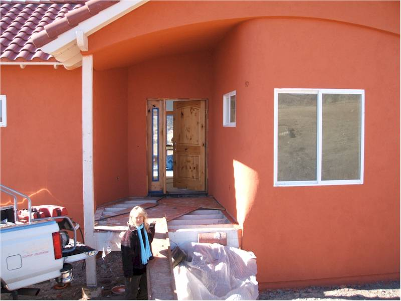 House Building In Tehachapi Ca